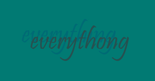 everythong